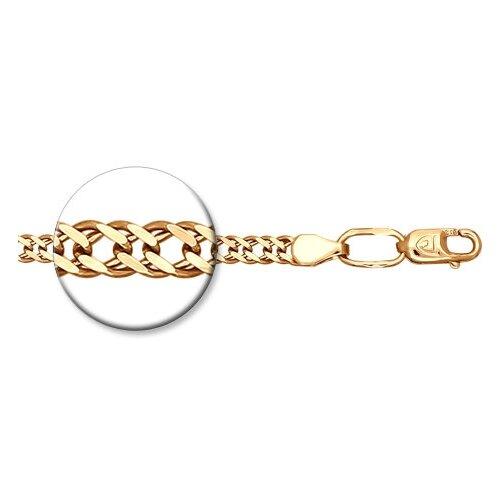 SOKOLOV Браслет из золочёного серебра 985040502, 17 см, 2.21 г по цене 1 290