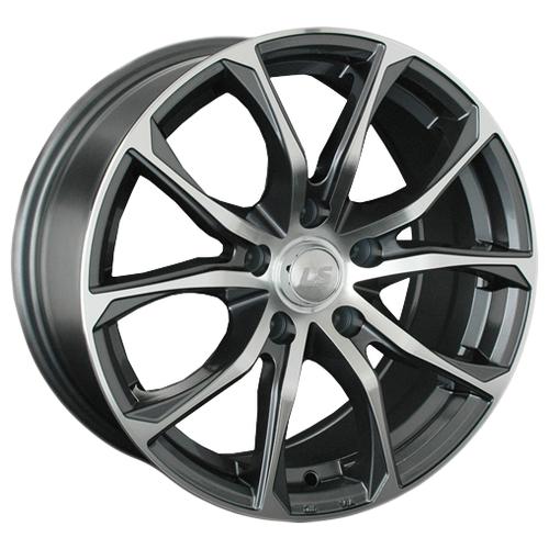Фото - Колесный диск LS Wheels LS764 7.5х17/5х114.3 D73.1 ET40, GMF колесный диск ls wheels ls570 7x16 5x114 3 d73 1 et40 hp