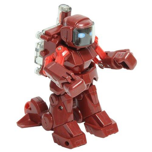 Купить Интерактивная игрушка робот Mioshi Tech Боевой робот: участник схватки красный, Роботы и трансформеры
