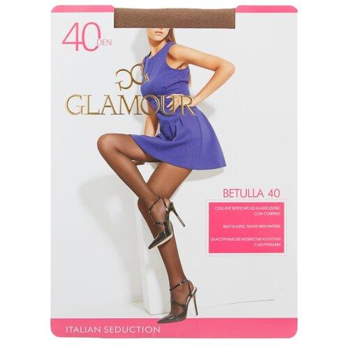 Колготки Glamour Betulla 40 den, размер 5-XL, daino (коричневый) колготки glamour prestige 40 daino
