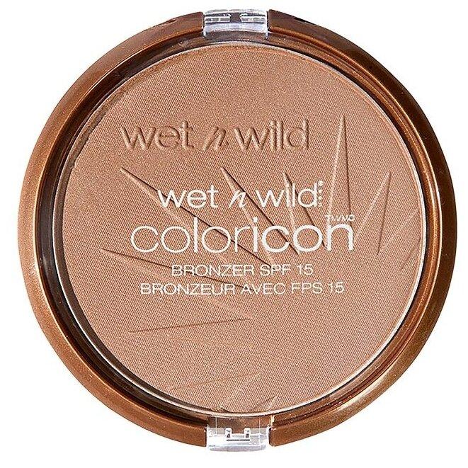 Wet n Wild Компактная пудра-бронзатор Color Icon Bronzer