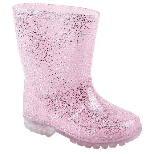 Резиновые сапоги КОТОФЕЙ размер 30, розовый