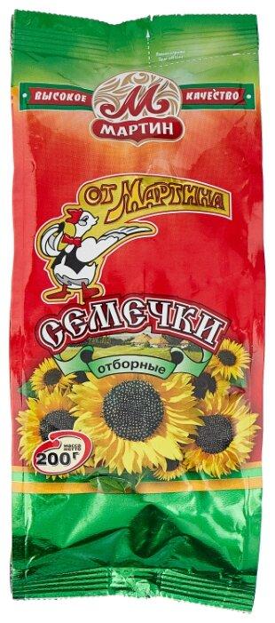 Семена подсолнечника От Мартина отборные 200 г