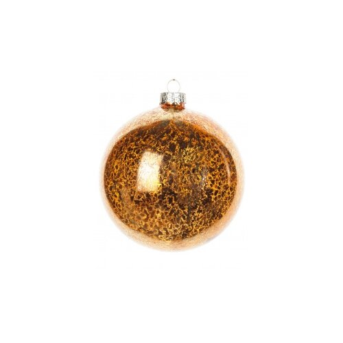 Набор шаров KARLSBACH 03582, золотой, 6 шт.