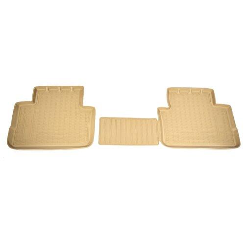 Комплект ковриков NorPlast NPA01-C61-605 2 шт. бежевый