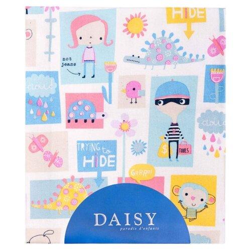 Многоразовые пеленки Daisy хлопок 75x120 дракончик