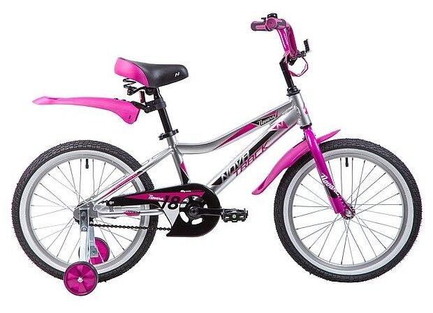 Детский велосипед Novatrack Novara 18 (2019)