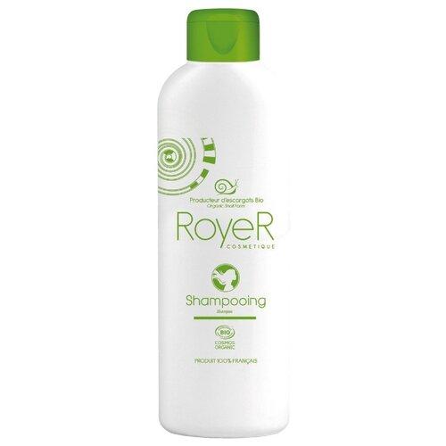 цена на Royer Cosmetique шампунь Bio Cosmos organic восстанавливающий с улиточной слизью 200 мл
