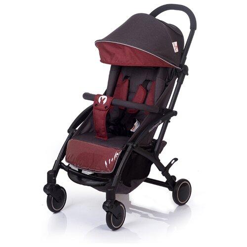 Купить Прогулочная коляска Babyhit Allure темно-серый/красный, Коляски