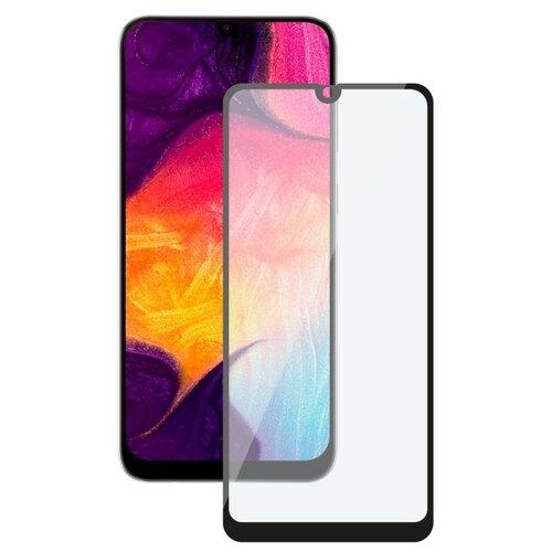 Защитное стекло Deppa 3D Full Glue для Samsung Galaxy A30 черный защитное стекло 3d deppa full glue для samsung galaxy s9 с аппликатором 0 3 мм черная рамка