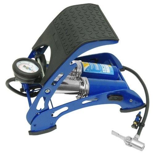 цена на Автомобильный насос KRAFT KT 810002 синий