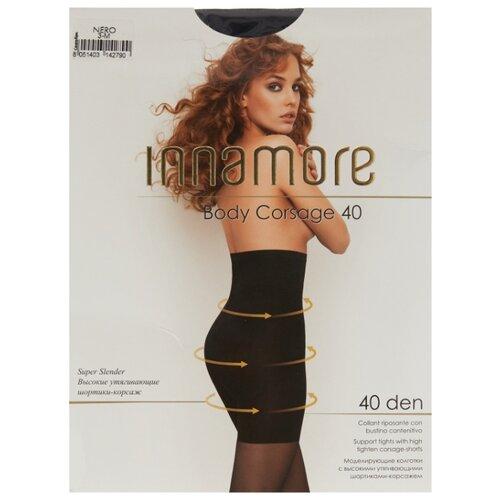 Колготки Innamore Body Corsage 40 den, размер 3-M, nero (черный)