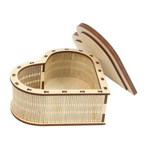 Astra & Craft Деревянная заготовка для декорирования шкатулка \