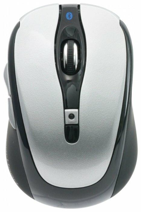 Мышь Gear Head BT9500BLK Black Bluetooth