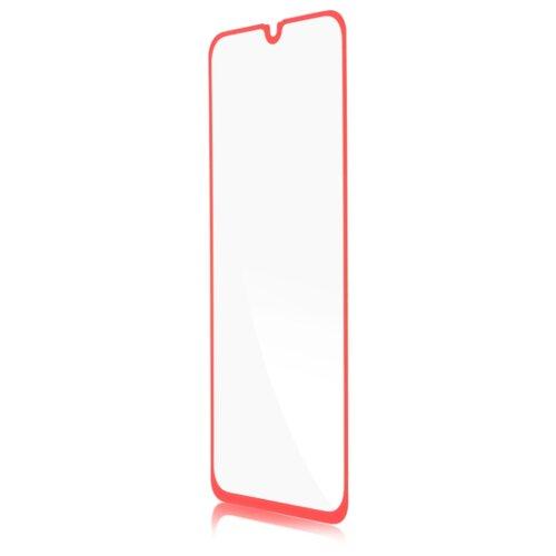 Защитное стекло Rosco полноприклеивающееся для Samsung Galaxy A40 красный цена 2017