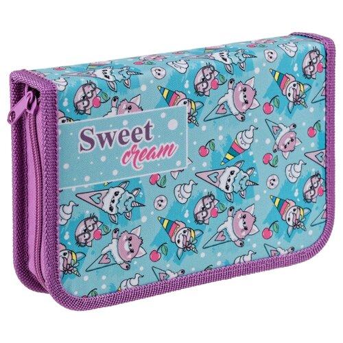 Купить ArtSpace Пенал Sweet (ПТ1_29076) розовый/голубой, Пеналы