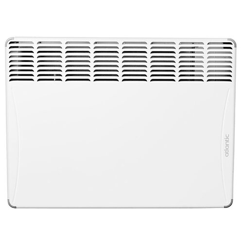 Конвектор Atlantic F17 Essential 1500W белый конвектор atlantic f119 design 2500w белый