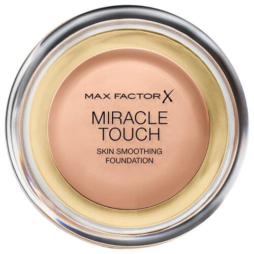 Max Factor Тональный крем Miracle Touch, 11.5 г, оттенок: 55 Blushing Beige max factor miracle prep pore minimising mattifying primer