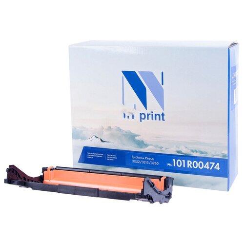 Фото - Фотобарабан NV Print 101R00474 для Xerox Phaser 3052/3215/3260 картридж xerox 101r00474 phaser 3052 3260 wc3215 3225 10k drum superfine