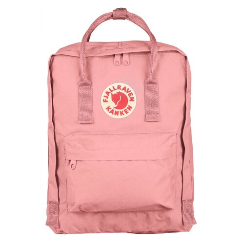 цена Рюкзак Fjallraven Kånken 16 (pink) онлайн в 2017 году