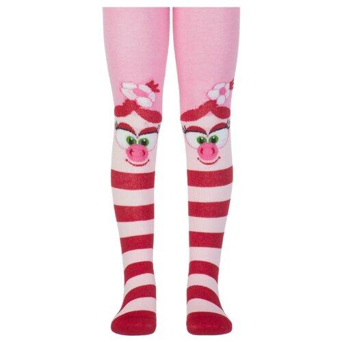 Колготки Брестские Смешарики 19С3289 размер 104-110, розовый колготки детские для мальчиков брестские