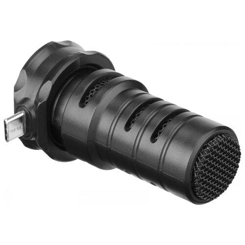 Микрофон BOYA BY-DM200, черный