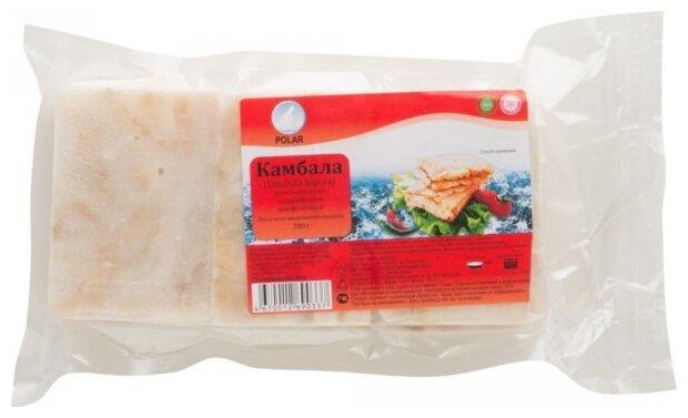 Polar Камбала замороженная филе порционное 700 г