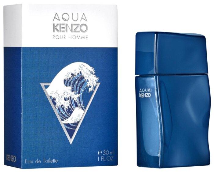 Туалетная вода KENZO Aqua Kenzo pour Homme