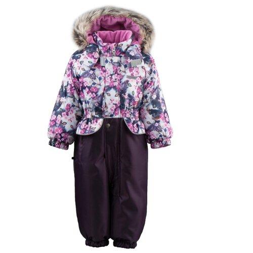 Купить Комбинезон KERRY FRAN K19409 A размер 80, 1755 розовый/фиолетовый, Теплые комбинезоны