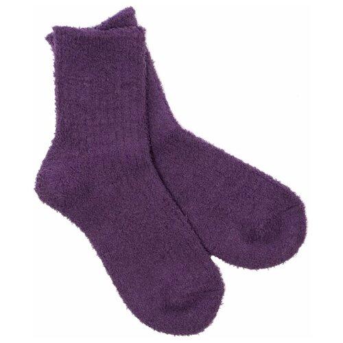 Носки Baon B398519, размер 38-40, фиолетовый пуховик baon baon ba007ewhejd8