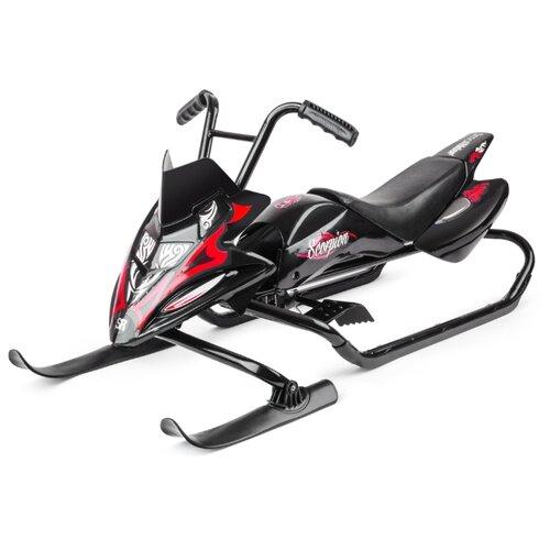 Купить Снегокат Small Rider Scorpion черный / красный, Снегокаты