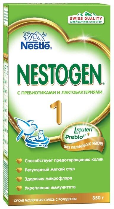 Смесь Nestogen (Nestlé) 1 (с рождения) 350 г — купить по выгодной цене на Яндекс.Маркете