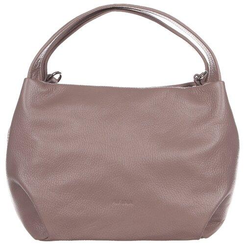Сумка Afina, натуральная кожа, капучино сумка afina afina af004bwssy21