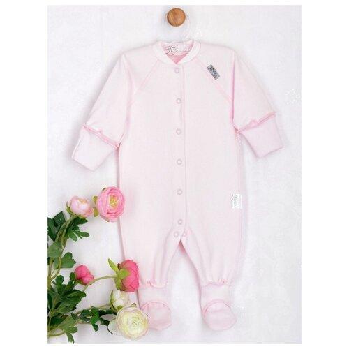 Купить Комбинезон Трия размер 56-62, розовый, Комбинезоны