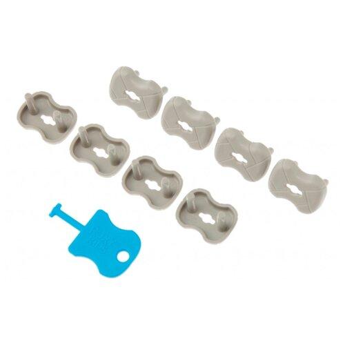 Набор заглушек для розеток RSG-002 / RSG-002G ROXY-KIDS графит сланцы roxy roxy ro165awegvo6