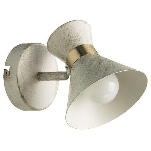 Настенный светильник Arte Lamp Baltimore A1406AP-1WG, 40 Вт
