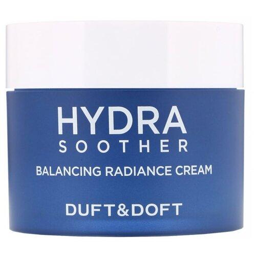 Фото - DUFT&DOFT Hydra Soother Balancing Radiance Cream Балансирующий крем для лица, 100 мл janssen крем balancing cream балансирующий 200 мл