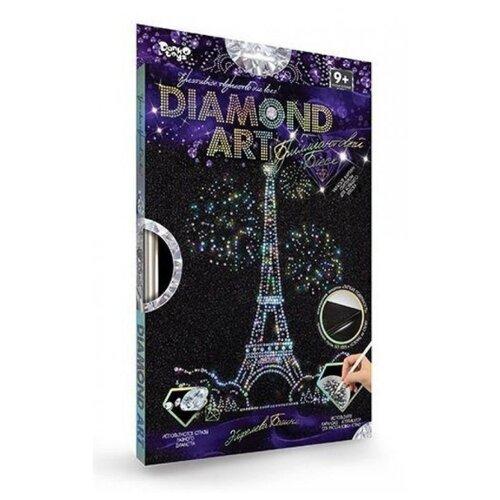Купить Danko Toys Набор алмазной вышивки Diamond Art Париж (DAR-01-06), Алмазная вышивка