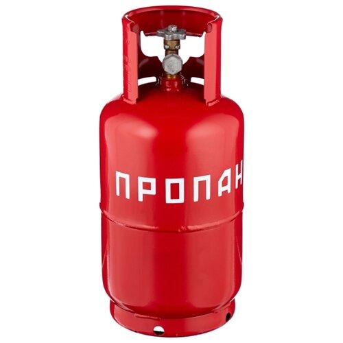 Газовый баллон NOVOGAS СВ-БАЛ12Н стальной 12 л фото