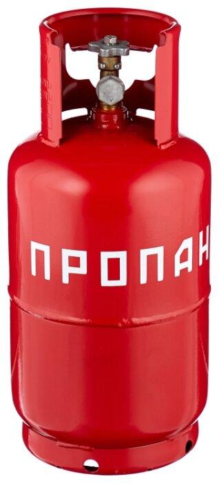 Газовый баллон NOVOGAS СВ-БАЛ12Н стальной 12 л