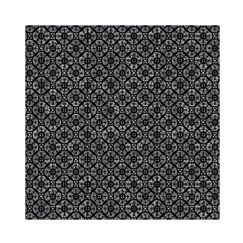 Купить Ткань STOF PEPPY (P - W) для пэчворка 4497 фасовка 50 x 55 см 146±5 г/кв.м Круги/снежинки 014, Ткани