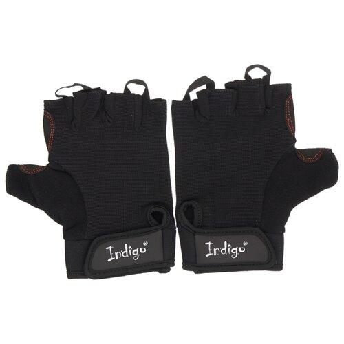Перчатки Indigo SB-16-1575 черный L