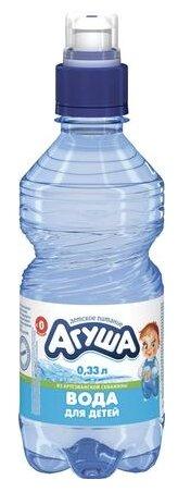 Детская вода Агуша, c рождения (спорт)