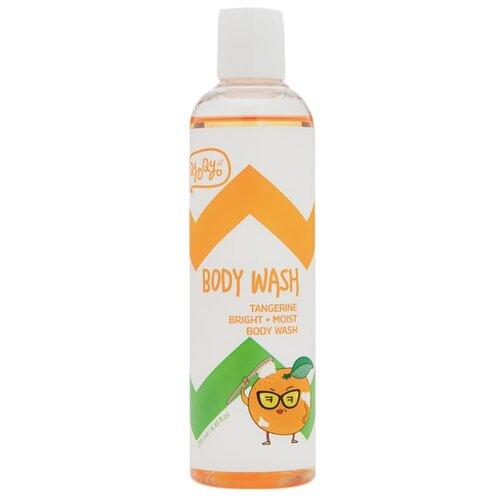 Гель для душа QyoQyo Tangerine Bright+Moist, 250 мл qyoqyo тонер tangerine bright moist 120 мл