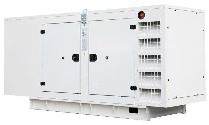 Дизельный генератор Hertz HG335DC в кожухе (241000 Вт)