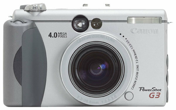 Фотоаппарат Canon PowerShot G3