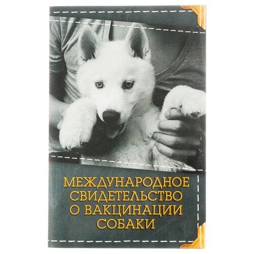 Ветеринарный паспорт Сима-ленд Международное свидетельство о вакцинации собаки 10.3 см