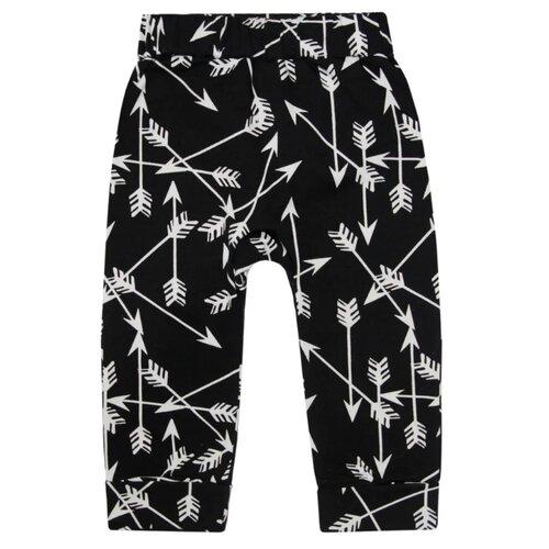 Брюки Жанэт Little man Ж678 размер 68, черныйБрюки и шорты<br>