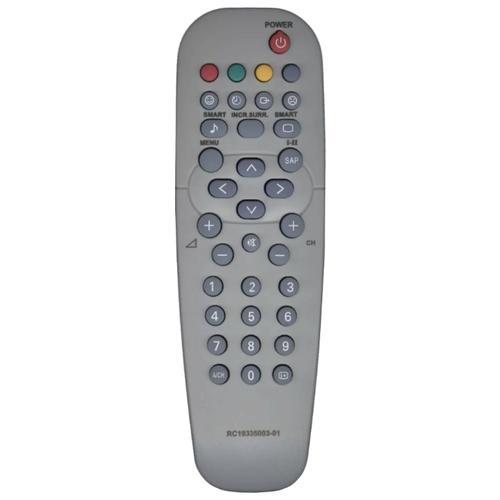 Пульт ДУ Huayu RC-19335003/01 для телевизоров Philips 15PT1727/21PT1727 серый