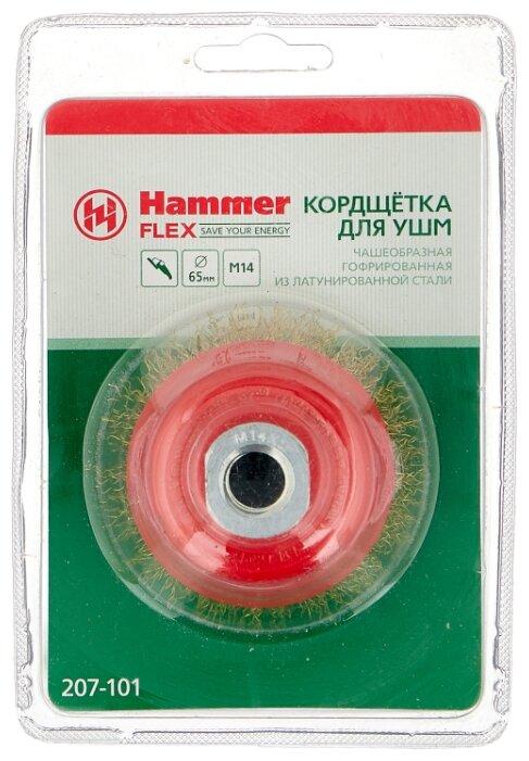 Кордщетка Hammer 207-101